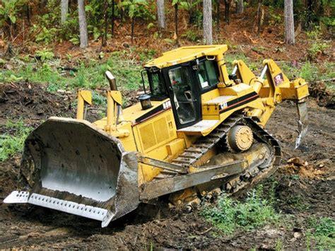 caterpillar dn bulldozer