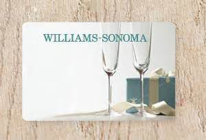 Williams Sonoma Gift Card Discount - contest enter to win a 5 000 williams sonoma gift card