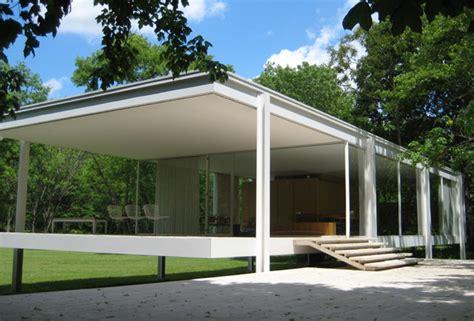 Lloyd Architects farnsworth house by ludwig mies van der rohe oen