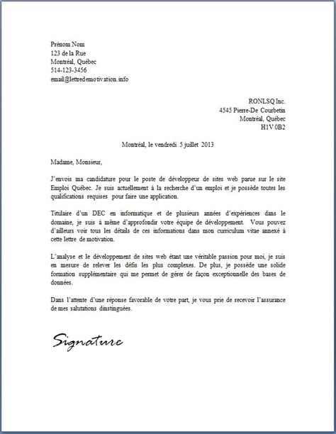 Présentation Lettre De Motivation Exemple Modele Lettre De Motivation Secretaire 224 T 233 L 233 Charger