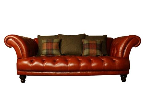 vintage brown leather sofa edmund vintage brown leather sofa chesterfield company