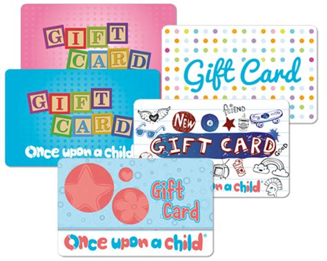accessories secure payment systems - Once Upon A Child Gift Card