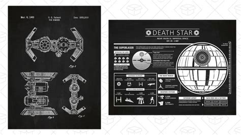 printable death star plans steal your own death star plans with this one day screen