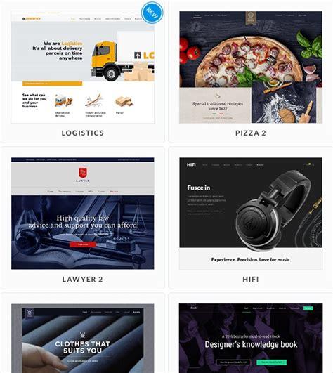 best themeforest themes best themeforest business corporate profile website theme