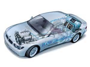 the bmw the bmw clean energy hydrogen car