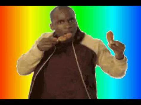 Black Guy Dancing Meme - black guy dancing while eating fried chicken youtube