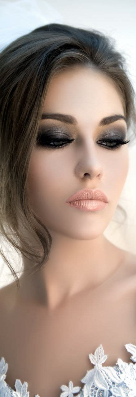 7 Gorgeous Eyeshadows For Your Wedding Day by Wedding Makeup Gorgeous For Those That Want Darker