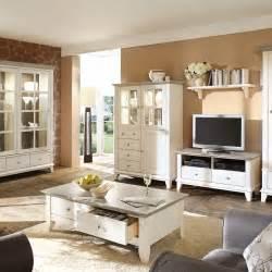 Wohnzimmer Romantisch Einrichten Esstisch Kreta In Grau Aus Kiefer Massivholz Wohnen De
