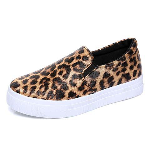 sale flat shoes sale flat shoes 2016 leopard print canvas