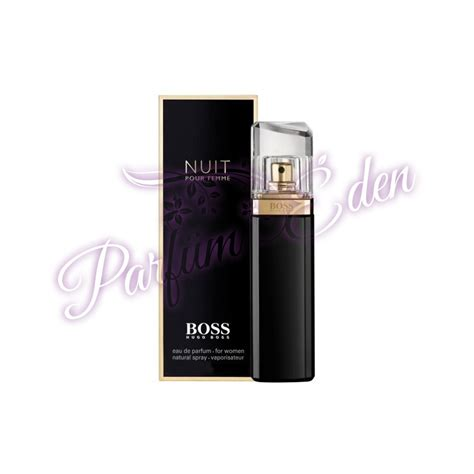 Parfum Hugo Pour Femme hugo nuit pour femme parf 252 m nőknek 50 ml