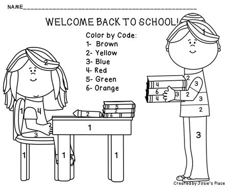 coloring page welcome to school welcome back to school coloring pages bestofcoloring com
