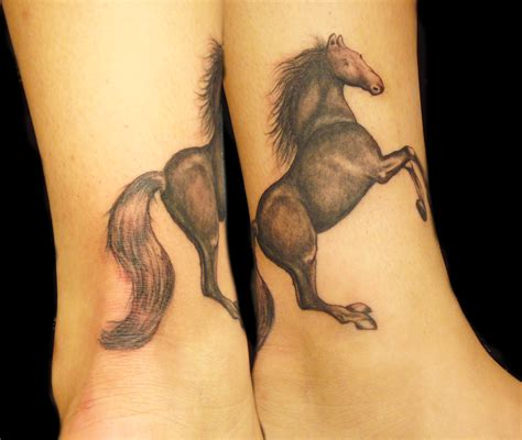 race horse tattoo designs tattoos