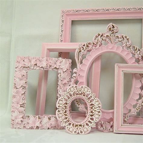 best 25 shabby chic picture frames ideas on pinterest