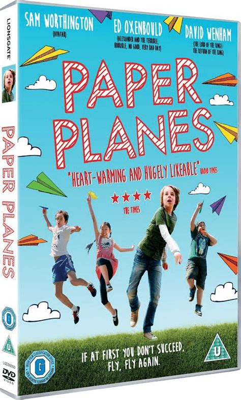 Good Sam Monthly Giveaway - paper planes dvd giveaway twinderelmo