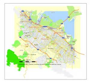 menlo park california map file menlo park map plan california usa svg