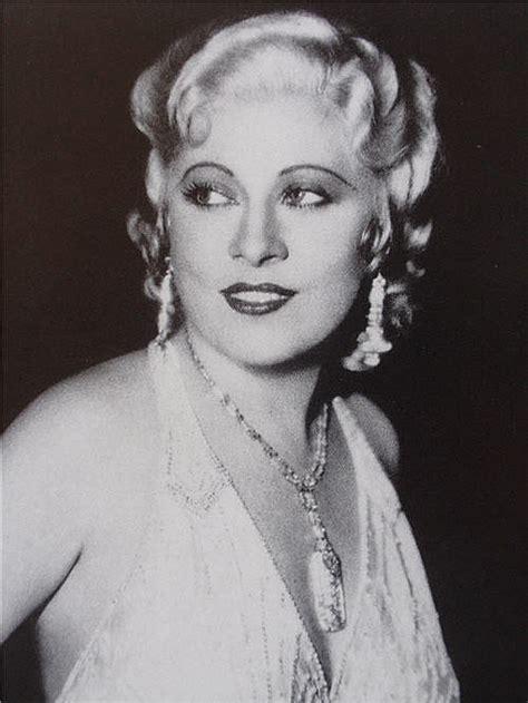 Mae West by Mae West Walk Of Fame