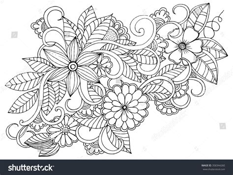 adult coloring book garden coloring pages