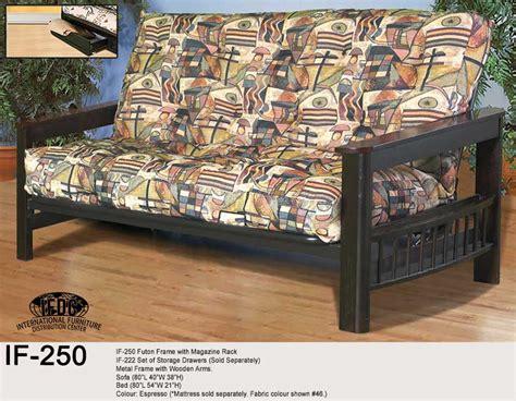 the futon shop waterloo living