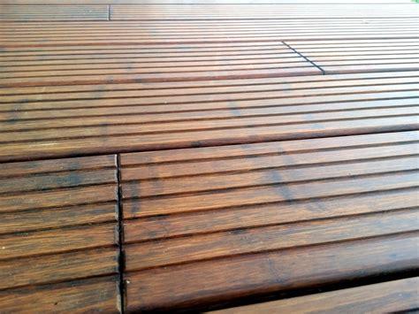 Terrassendielen Aus Bambus by Terrassengestaltung Wpc Holz Bambus Hausbau In