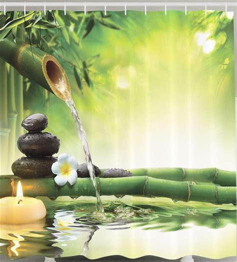 asian bamboo zen fountain tranquility peace meditation