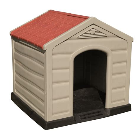 plastic dog house confidence pet xl plastic dog kennel outdoor pet house ebay