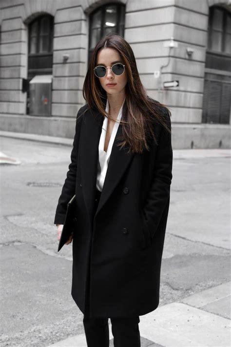 Black Coat best 25 black coat ideas on black