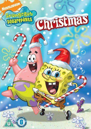spongebob squarepants christmas dvd preisbarometer