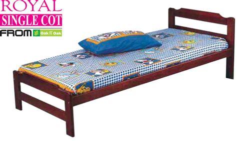 Mattress Price In Chennai by Royal Single Cot Oaknoak Branded Furniture Manufacturer