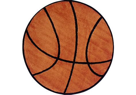 Basketball Area Rug Basketball Rug Gift Items