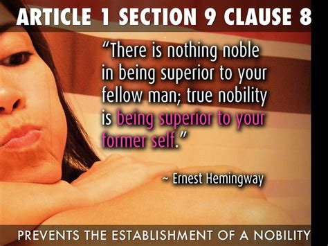 Article 3 Section 7 by 96 Article 1 Section 9 Clause 4 17 Two Principles
