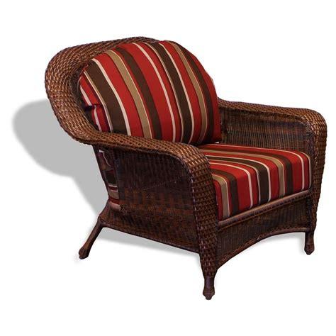 replacement cushion tortuga outdoor lexington wicker club chair wickercom