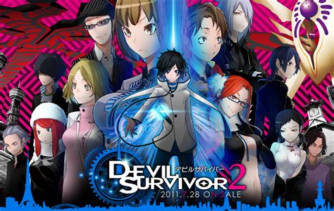 merak devil survivor 2 nikki 日記 anime review devil survivor 2 the animation