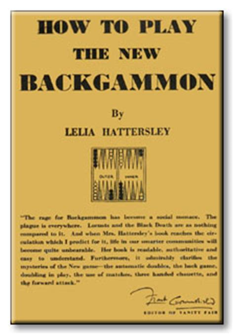how to play backgammon a how to play the new backgammon by lelia hattersley