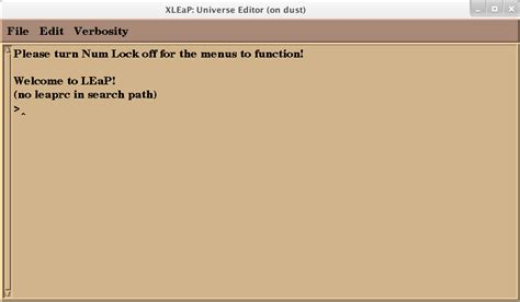 xleap tutorial tutorial b0