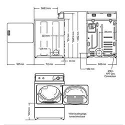 Clothes Dryer Sizes Speed Ade3tr 9kg Dryer Appliances