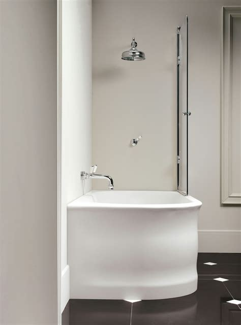 small tubs for small bathrooms perfect small bathtubs with shower inspirations homesfeed
