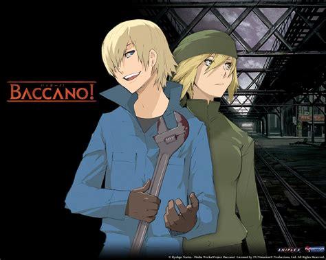 Bc Cano baccano wmg tv tropes
