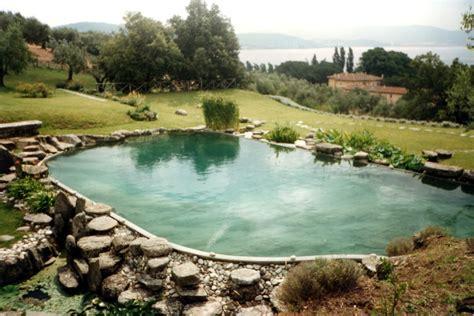 boat landing pool pietro porcinai works garden with swimming pool