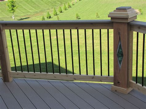 Aluminum Deck Spindles The Deck Barn 26 Quot X 3 4 Quot Aluminum Deck Spindle