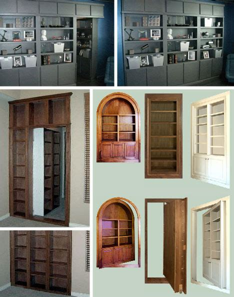 houses with secret rooms and passageways 5 stunning modern secret rooms doors passages urbanist