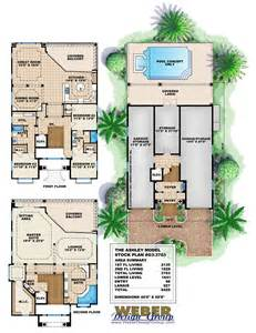 3 Story Floor Plans by Three Story House Plans Modern Contemporary Homes To