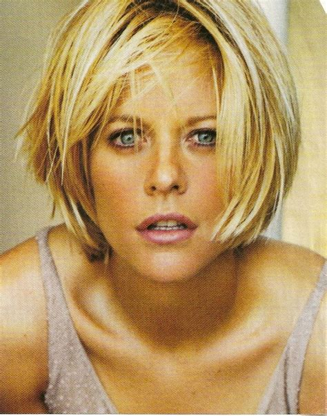 meg ryan s hairstyles over the years 1000 images about hair on pinterest bobs short