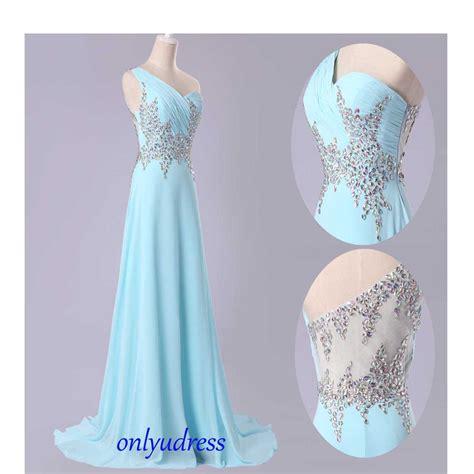 Where To Buy Cheap Duvet Covers Gorgeous One Shoulder Evening Dresses Rhinestone Custom