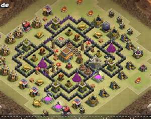 Best town hall war base anti 2 star with bomb tower clash of clans th8