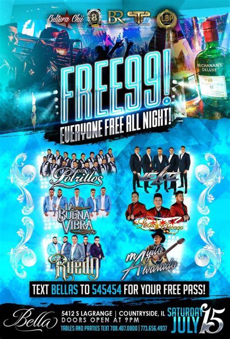 banda boat cruise 2018 chicago free99 everyone free all night live chicago banda events