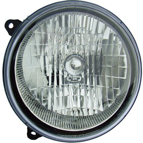2002 Jeep Liberty Headlights 2002 Jeep Liberty Headlight Assembly From Car Parts
