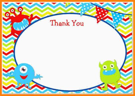 thank you card template for coming to event thank you template business mentor