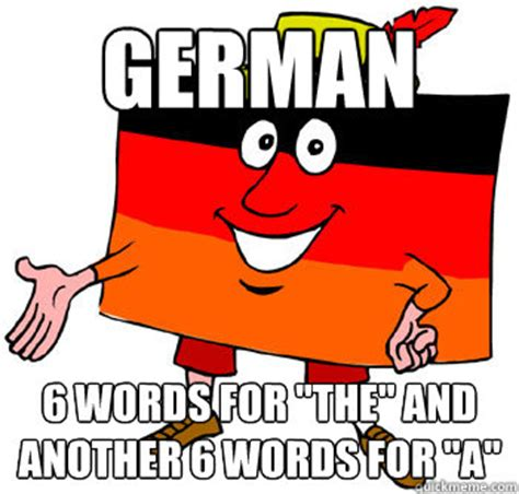 German Words Meme - scumbag german language memes quickmeme