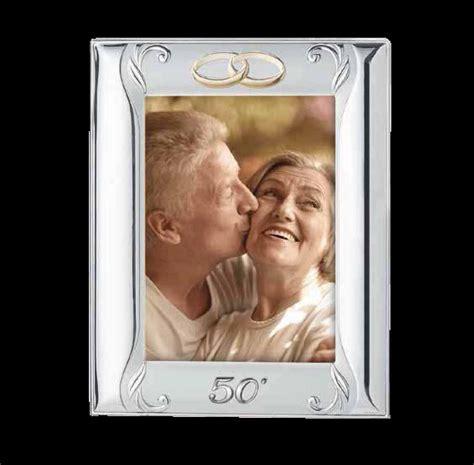 cornici d argento prezzi cornice d argento regali per anniversario 50 anni di