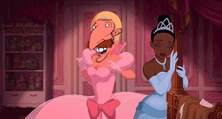 Television Torn Curtain Nigel Thornberry Ruining Disney One Princess At